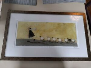 Sam Toft searching for Doris limited edition print 100/295