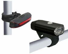 Azur AL400ALS 400/65 Lumen USB Rechargeable Light Set
