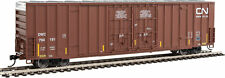 Walthers Mainline HO 60' High Cube Plate F Boxcar Canadian National CN DWC