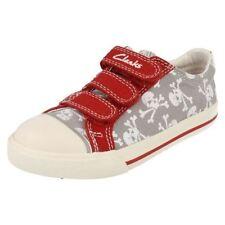 Scarpe grigi per bambini dai 2 ai 16 anni tela , Numero 31
