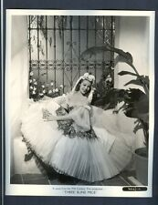 FANTASTIC EARLY LORETTA YOUNG PORTRAIT - NEAR MINT 1938 PHOTO - ARTISTIC