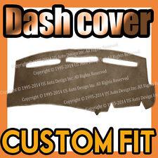 Fits 2008-2014  MITSUBISHI LANCER  DASH COVER MAT DASHBOARD PAD / TAUPE