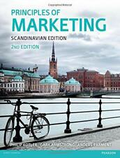 Principles of Marketing by Armstrong, Gary, Kotler, Philip, Parment, Dr Anders |