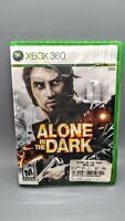 Alone in the Dark  (Xbox 360, 2008) *No Manual*