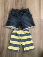 Carters /Ca t& jack  boys Shorts Size 4t Lot Of 2 Shorts