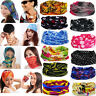 Multi Purpose Face Mask Snood Bandana Neck Warmer Outdoor Headwear 67 Colors