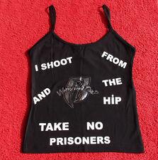 RUFF RYDERS LADY Trägertop EvE Who's That Girl? Top/T-Shirt DMX Hip Hop Gr M NEU