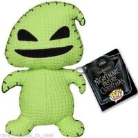 DISNEY POP FUNKO NIGHTMARE BEFORE CHRISTMAS OOGIE BOOGIE MAN PLUSH FIGURE DOLL