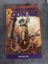 Savage Sword Of Conan Vol. 6 Dark Horse Comics