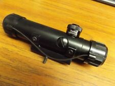 Colt Style Handle Scope with Lens Cover 3x20 - Tested - Nice!