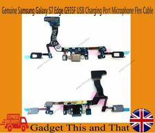 Genuine Samsung Galaxy S7 Edge G935F USB Charging Port Microphone Flex Cable