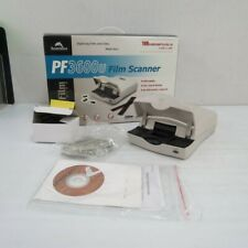 Pacific Image PrimeFilm 3600u Scanner IOB Great Condition! Works! 35mm Film
