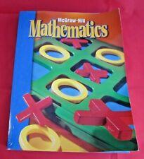 McGraw Hill Mathematics Student Workbook
