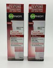 Garnier Ultra-Lift Transformer Anti-Age Skin Corrector 1.7 Oz Lot of 2