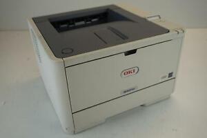 OKI B401d A4 Mono LED Laser Printer