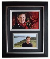 More details for daniel o'donnell signed 10x8 framed autograph photo display music coa