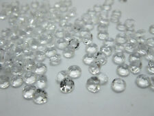 5000 Diamond Confetti 4.5mm Wedding Table Scatter- Transparent