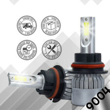 XENTEC LED HID Headlight Conversion kit 9004 HB1 6000K 1985-1992 Toyota Cressida
