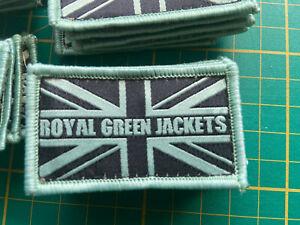 RGJ SOFT patch 35mm x 60mm