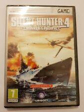 Silent Hunter 4:Wolves of the Pacific version España Pc /Ordenador NUEVO