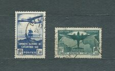 ATLANTIQUE SUD - 1936 YT 320 à 321 - TIMBRES OBL. / USED