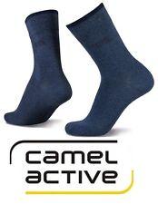 camel activ - Socken - 6 Paar - jeansblau - Größe 39/42