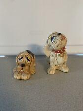 Pooch And Tammy Vintage Pendelfin Figurines