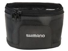 Shimano Rollentasche L Schutztasche für Rolle Reel Angelrolle 13x20x11cm NEW OVP