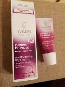 New Weleda Evening Primrose Age Revitalising Day Cream