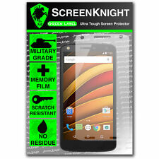 ScreenKnight Motorola Moto X Force FRONT SCREEN PROTECTOR invisible shield