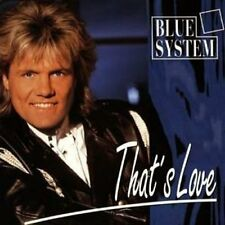 Blue System That's love (1994) [Maxi-CD]