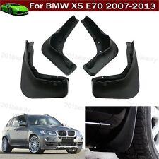 New Car Mud Flaps Splash Guard Fender Mudguard Mudflap For BMW X5 E70 2007-2013