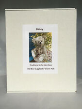 "'BAILEY' Bear Making Kit 16""/40cm"