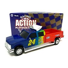 Jeff Gordon No. 24 DuPont 1998 Chevy 1:24 Dually Die Cast BANK