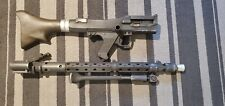 Star wars Dlt 19/mg34 Blaster Prop 1/1 finished (not E11) Sand Trooper