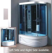 Steam Shower Room ,massage Jets .BLUETOOTH.Steam Sauna.Ozone. USA Warranty