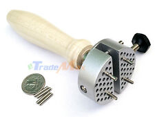 """Universal Part Holder Hand Clamp Vise 2"""" Dia Watch Ring Engraver Jewelry Repair"""