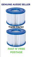 Bestway Lay-Z Spa Filter Cartridge Twin Pack - 58323 (6 Cartridge)