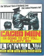 CAGED MEN: I'M GOING TO GET YOU ELLIOTT BOY BLU-RAY