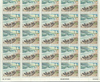 NATIONAL PARKS CENTENNIAL:Cape Hatteras 2¢ #1448-51 – 1972 MNH Stamps Full Sheet