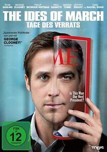 Ides of March - Tage des Verrats mit George Clooney, Ryan Gosling, Paul Giamatti