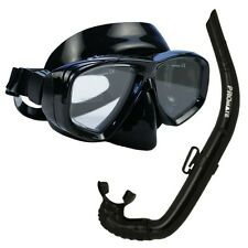 Snorkeling Spearfishing Scuba Dive Pro Mask Snorkel Set