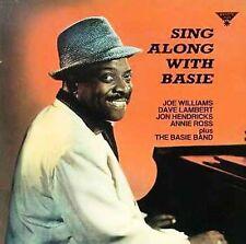 Sing Along with Count BASIE ~ Lambert, Jon Hendricks, Annie Ross, Joe Williams