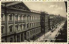 NAPOLI Neapel Cartolina ca. 1930 Corso Umberto Italia Italien Italy Postcard
