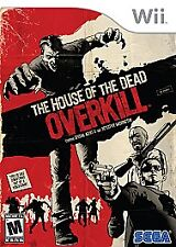 House of the Dead: Overkill - Nintendo Wii Nintendo Wii, Nintendo Wii Video Game