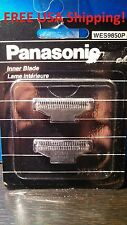 Panasonic WES 9850P WES9850p Inner Blade Brand New Sealed pack! (2 Blades)