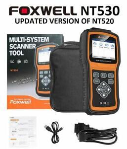 Diagnostic Scanner Foxwell NT530 for MERCEDES SLK class OBD2 Code Read Erase