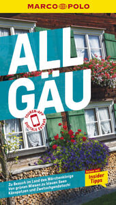 MARCO POLO Reiseführer Allgäu - Aktuelle Auflage 2021