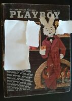 Vintage PLAYBOY JANUARY 1971 Holiday Anniversary Issue Playmate Review