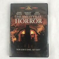 The Amityville Horror DVD  James Brolin Margot Kidder Rod Steiger